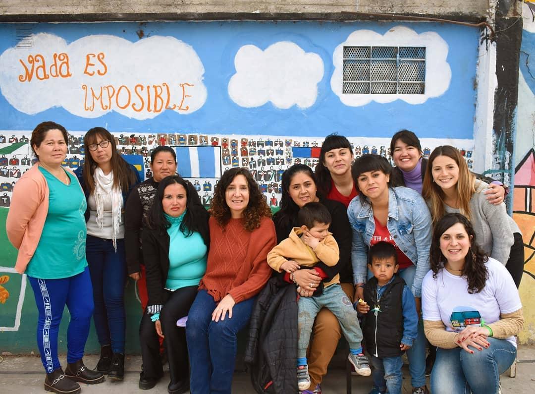 Comunidad de Casa San Pablo, en Bella Vista, Buenos Aires.